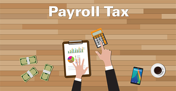 Payroll Tax illustration